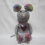 "MARY MOUSE SIZE: 13.5"" X 6"" MESH: 18 *STITCH GUIDE INCLUDED"